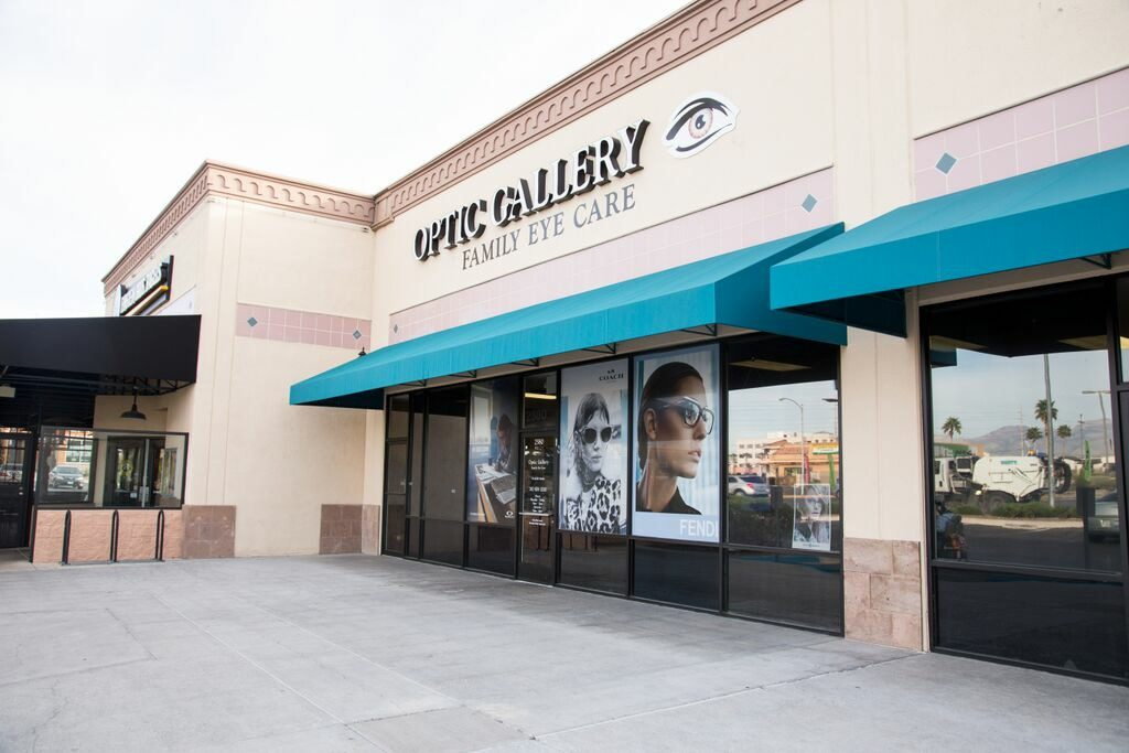 Optic Gallery Sahara