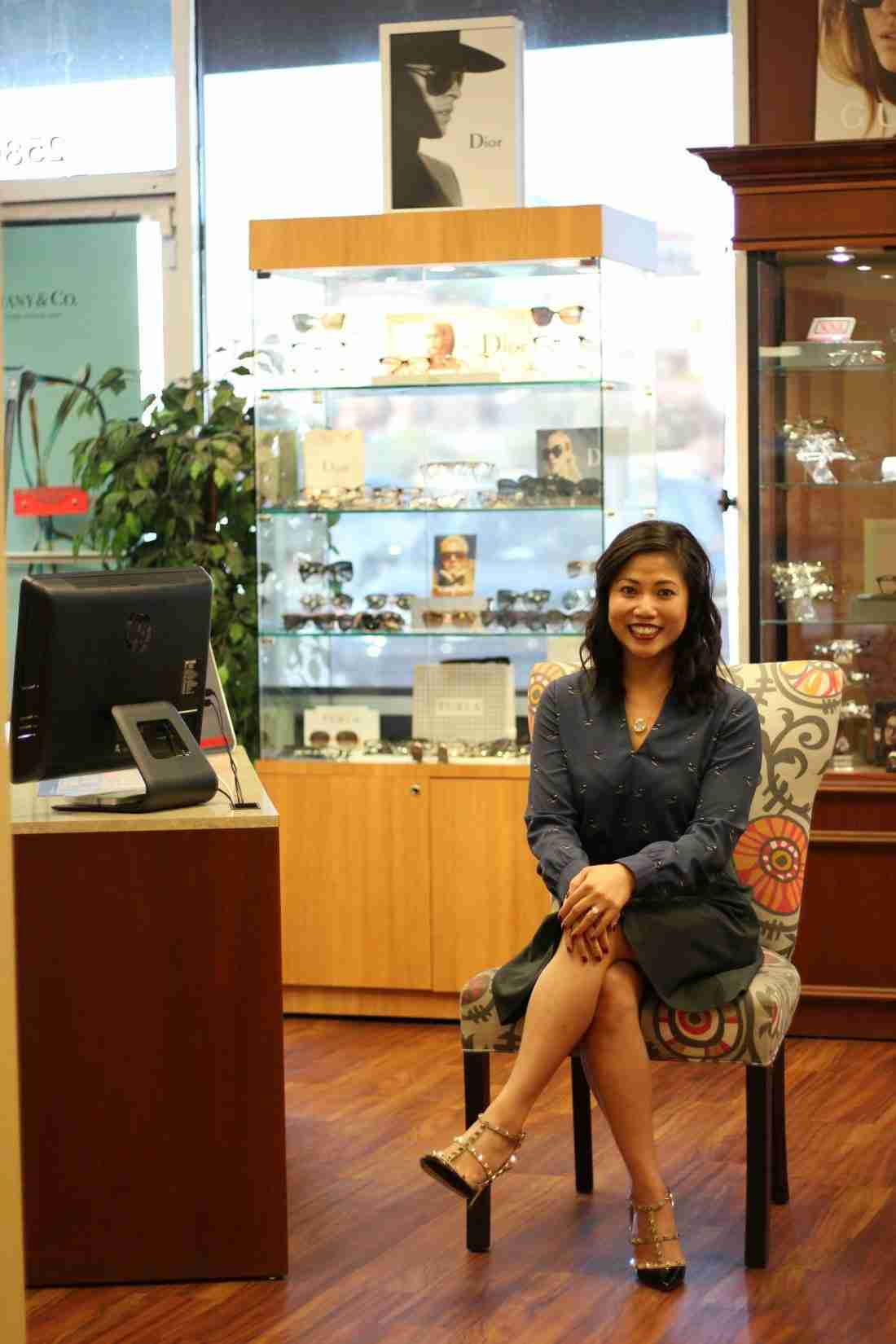 Dr. Sandi Cheung, Optometrist
