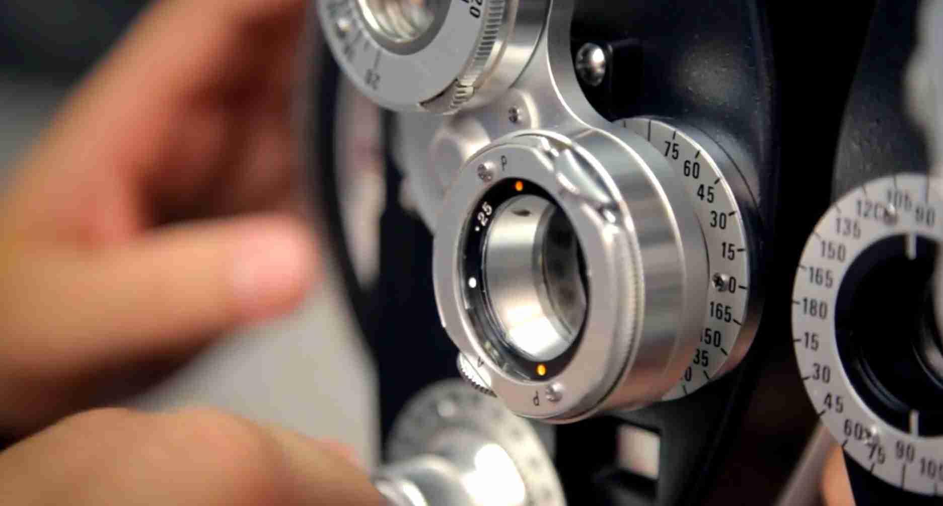Eye Exams at Optic Gallery Sahara