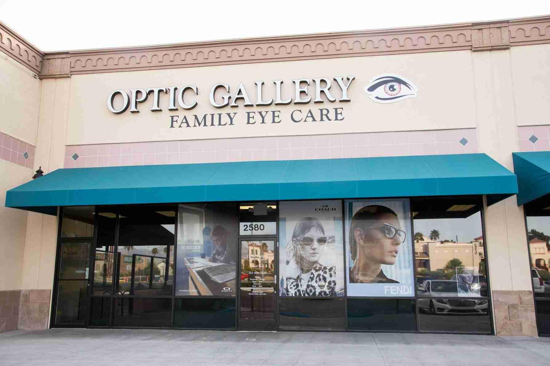 Optic Gallery Sahara 2580 S Decatur Blvd #6, Las Vegas, NV 89102